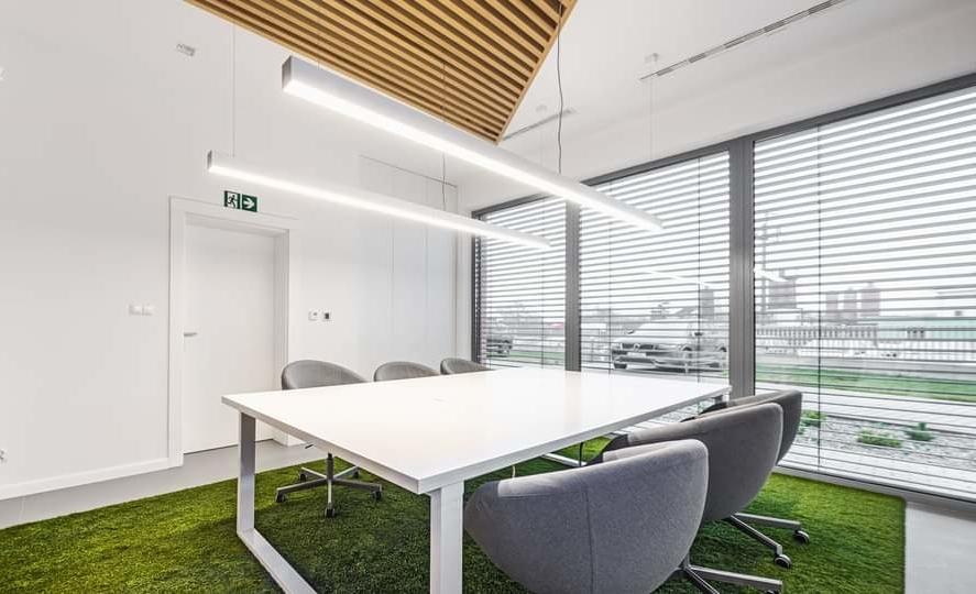 Przestrzen biurowa Orchid PZ